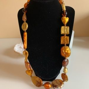 Jewelry - Murano glass necklace